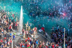 Feyenoord Kampioen 45 van