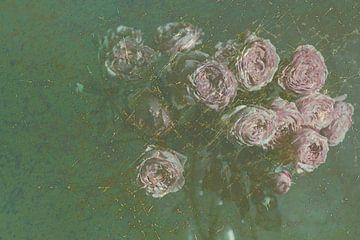 Grunge-Rosen von Renske Schut