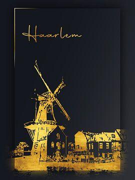 Haarlem von Printed Artings