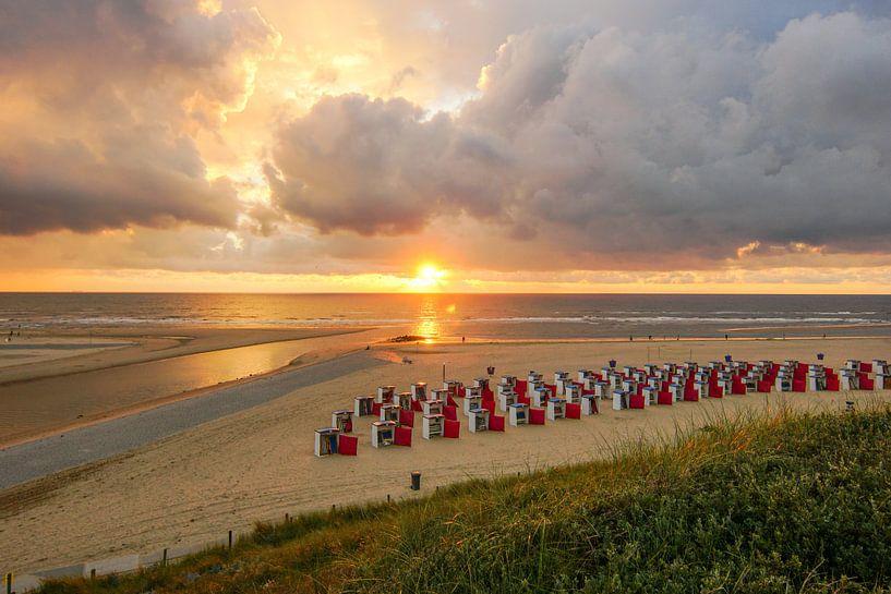 Op het strand! von Dirk van Egmond