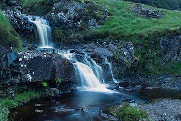 Waterval op Skye von Freerk de Boer-Brouw