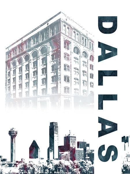 Dallas van Printed Artings