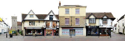 Canterbury | Kent Barbers van