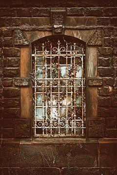 Vergittertes Fenster von Norman Krauß