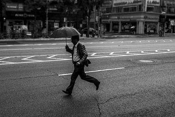Paraplu van Patrick Schoenmakers