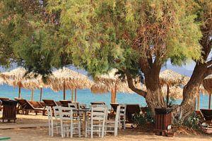 Typisch griechische Szene