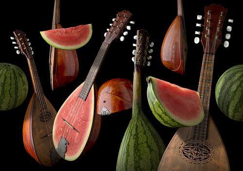 Mandolina Melona van