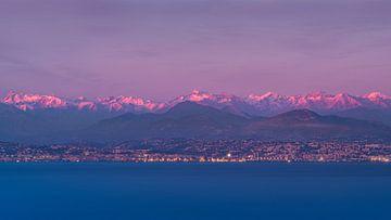 Massif Alpin en de Côte d'Azur van Yannick Lefevre