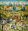 Jeroen Bosch. Tuin der Lusten, 1490 van 1000 Schilderijen thumbnail
