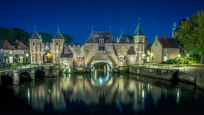 Koppelpoort Amersfoort van Niels Barto