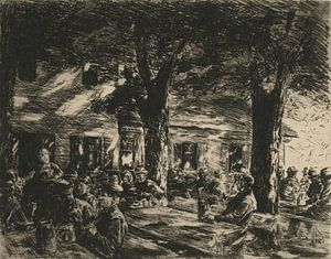 Kellergarten im Rosenheim - 1895