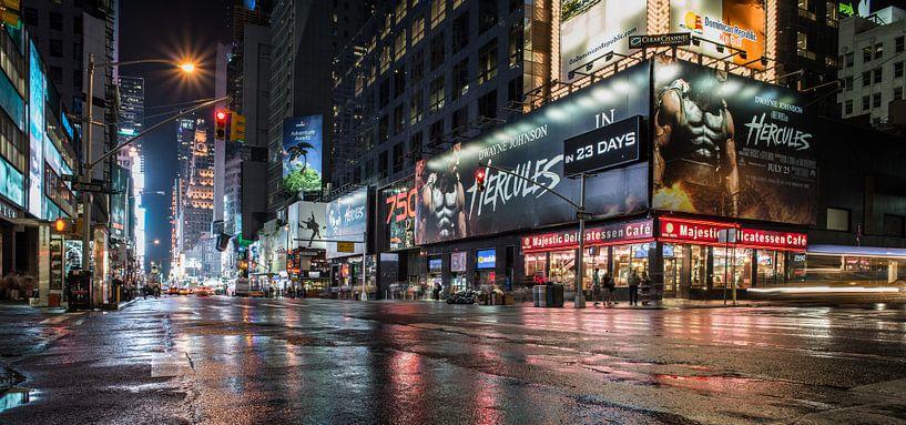 'Time Square' New York van Dennis Wierenga