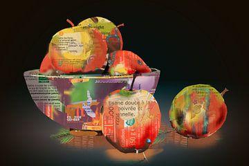 Pommes, non emballées sur Ruud van Koningsbrugge