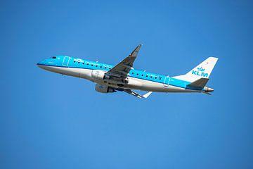 KLM Cityhopper, Zulassungsnummer PH EXX. Embraer ERJ-175 von Gert Hilbink