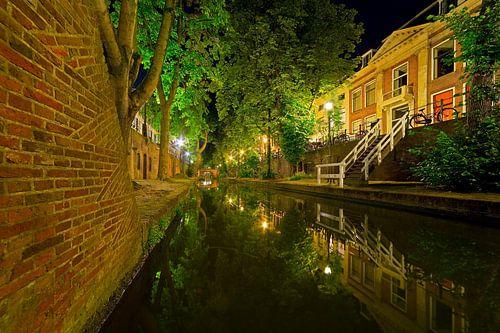 Grachtenpand te Utrecht