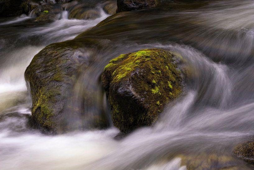 Tefafallet waterval van John Stuij