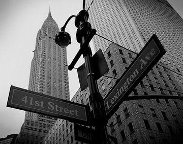 Chrysler Building  ( New York City) van Marcel Kerdijk