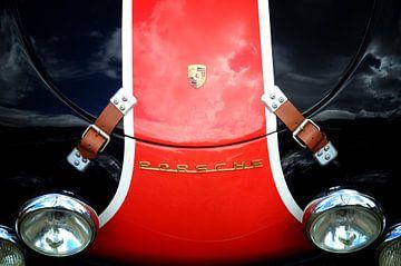 Porsche 356 van Jurien Minke