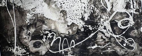 Schwarz und Weiß von Edith Lüthi