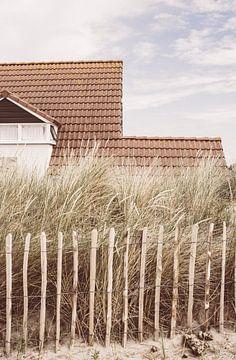 Huis aan Zee van Patrycja Polechonska