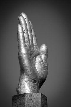 Nimwegener Bild von Hand von Rene van de Esschert