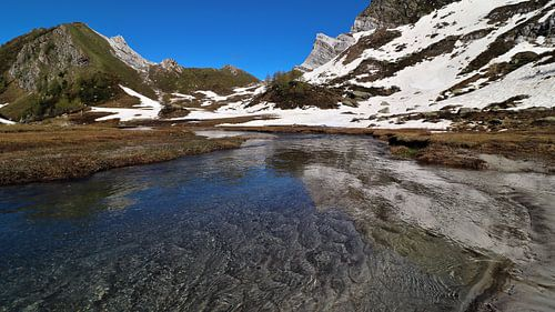 Campolungo - Ticino - Zwitserland van
