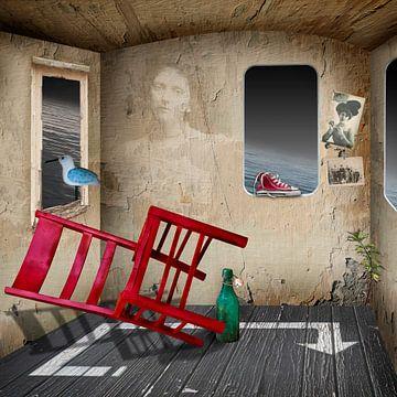 In het labyrint op volle zee van Erich Krätschmer