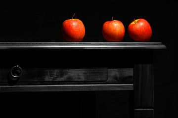 Apfeltrio von Gerhard Albicker
