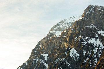Berg in Österreich von Jarno Dorst