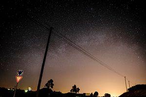 Portugese sterrenhemel van