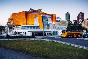 Berliner Philharmonie sur Alexander Voss