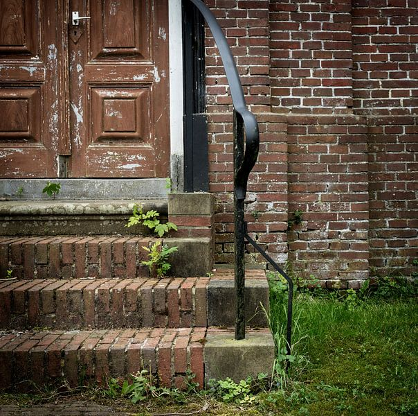 Detailaufnahme der Kirchentür von Bo Scheeringa Photography