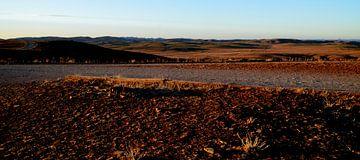 Verlaten woestijn, Australië von Willem van den Berge