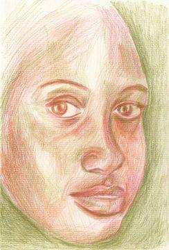 Natürliche Frau von ART Eva Maria