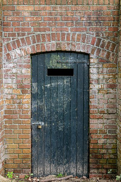 Geschlossene Tür von Anjo ten Kate
