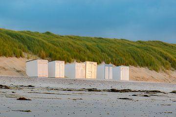 cabines à lumière dorée sur Tania Perneel