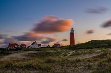 Texel-Leuchtturm von Michel Knikker