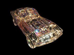 Crystal Corvette van