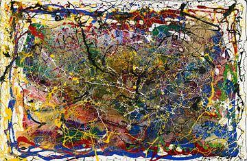 Crazy Colour sur Dorothea Leinung