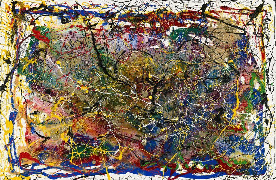 Crazy Colour van Dorothea Leinung
