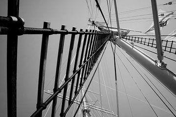 Schiffsmast von Markus Wegner