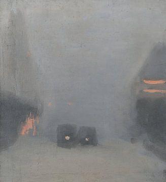Clarice Beckett-Fitting Straßenbahnen