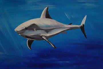 freundlicher Hai von Babetts Bildergalerie