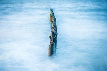 """""""Dat staat als een paal boven water"""" van StephanvdLinde"""