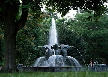 Brunnen Juliana Park Venlo von Eric Sweijen