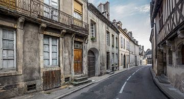 Frans straatje van Karel Ton