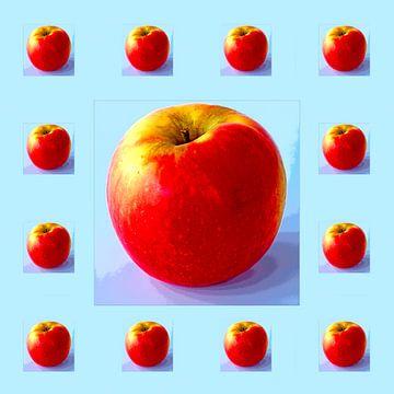 Apples van Leopold Brix