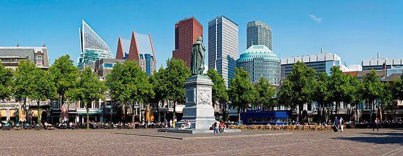 Panorama Plein Den Haag van Anton de Zeeuw