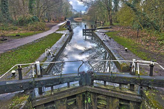Iron Bridge Lock