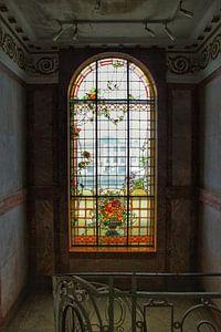 Prachtig glas in loodraam von Melvin Meijer